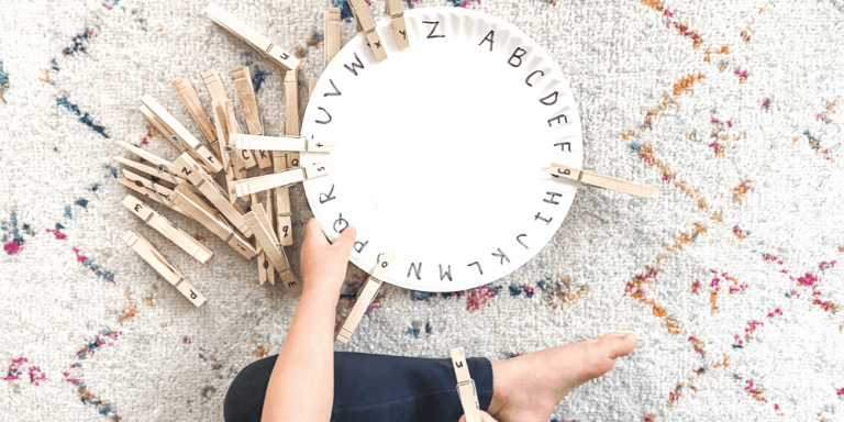 5 Easy Preschool Letter Activities